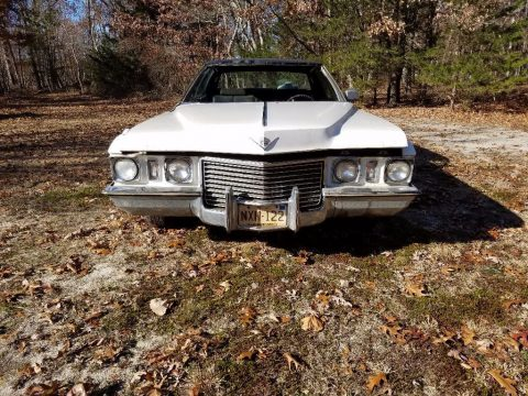 missing dashboard top 1972 Cadillac DeVille project for sale
