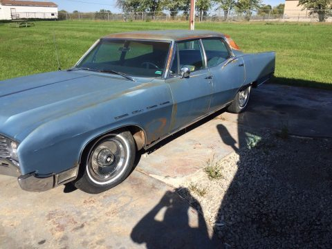 needs TLC 1967 Buick Electra Custom 225 project for sale