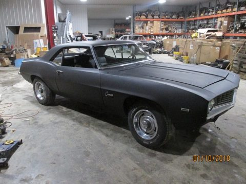 quite solid 1969 Chevrolet Camaro Z28 project for sale