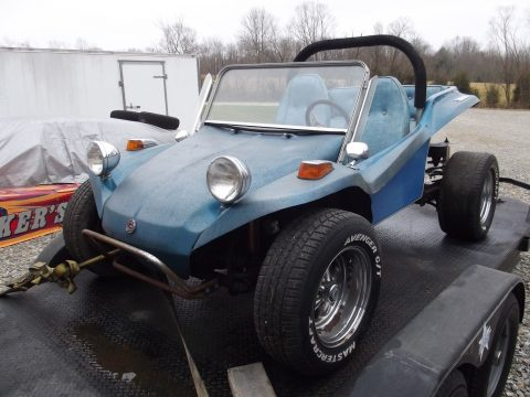 solid 1968 Dune Buggy Replica project for sale