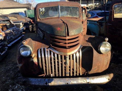 needs restoration 1941 Chevrolet Pickups Split Front windshield project for sale