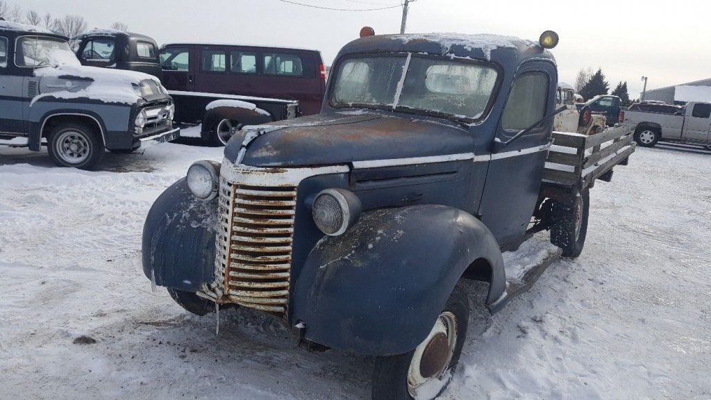 needs total restoration 1940 Chevrolet Pickups project