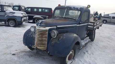 needs total restoration 1940 Chevrolet Pickups project for sale