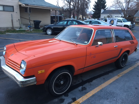 original, no rust 1976 Chevrolet Vega project for sale