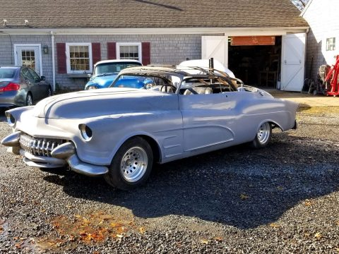 custom 1952 Buick Super Convertible project for sale