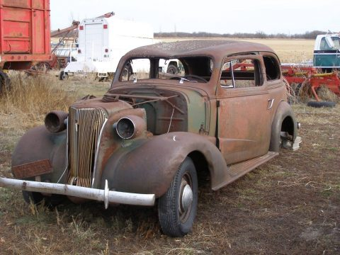 great for hot rod 1937 Chevrolet JA Master Deluxe project for sale