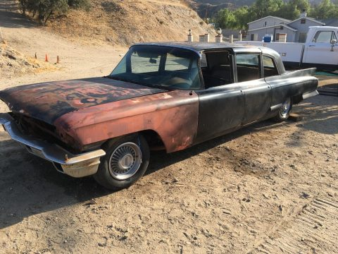 needs restoration 1962 Cadillac Fleetwood Limousine for sale