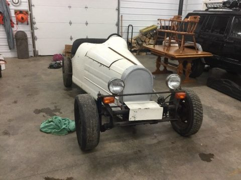 needs work 1971 Bugatti Replica project for sale