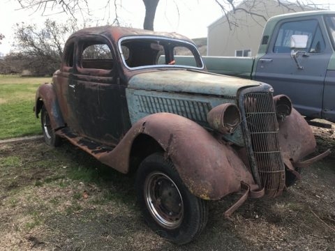 rat rod 1936 Ford project for sale