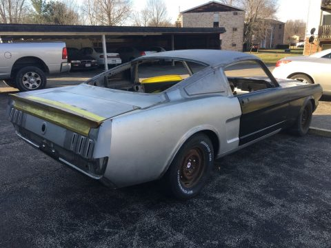 new body 1966 Ford Mustang project for sale