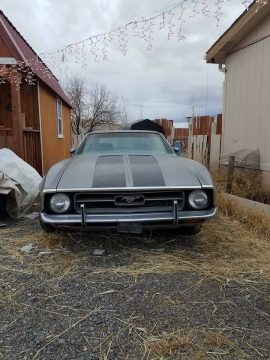 new paint 1971 Ford Mustang Grande Project for sale