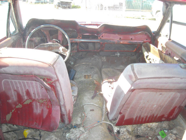 solid 1968 Ford Mustang project