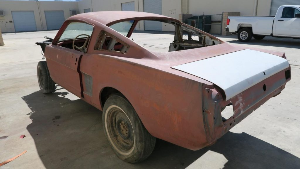 very solid 1965 Ford Mustang Fastback 289 project