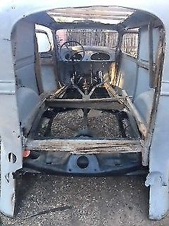 hot rod 1932 Chevrolet panel truck project
