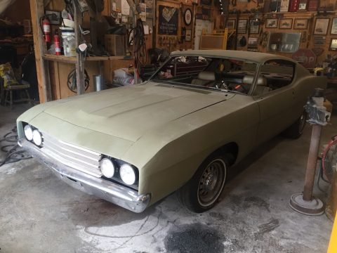 many NOS parts 1969 Ford Torino TALLADEGA proiject for sale