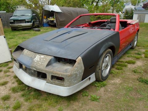 rare 1990 Chevrolet Camaro Rally SPORT project for sale