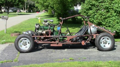 custom 1964 Buggy project for sale