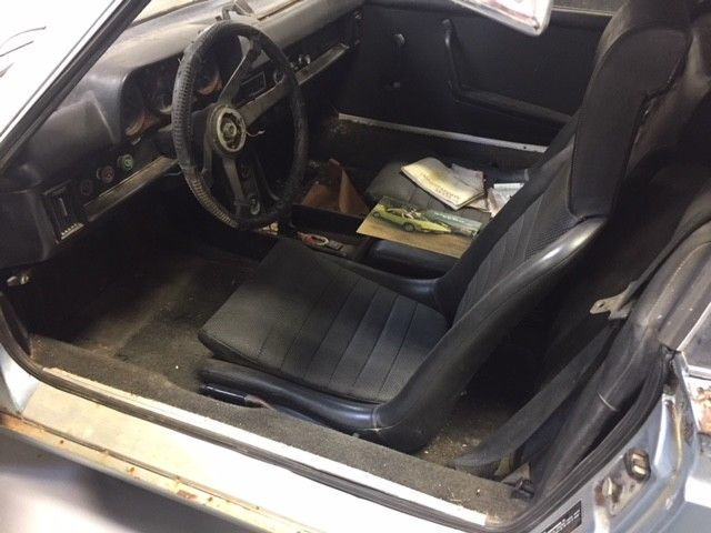 holy grail 1973 Porsche 914 2.0 project
