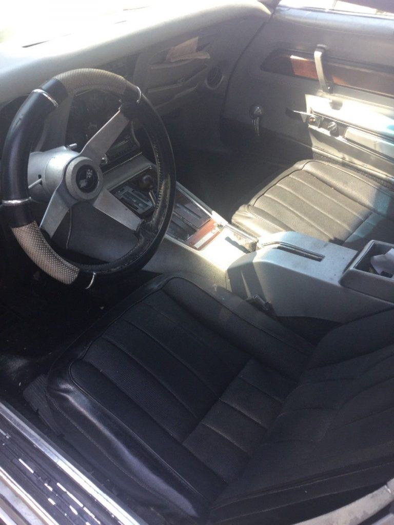 needs engine 1974 Chevrolet Corvette Project