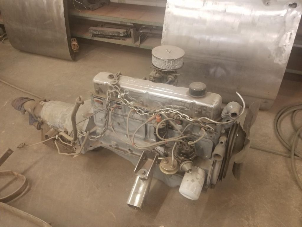 needs finishing 1939 Chevrolet Master hot rod project