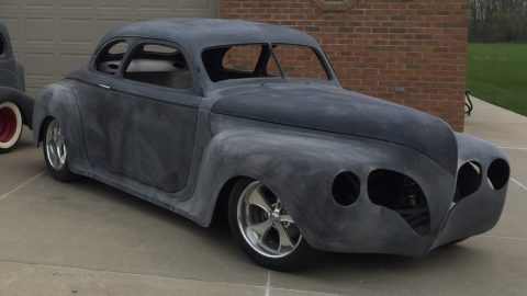 needs work 1941 Dodge hot rod project for sale