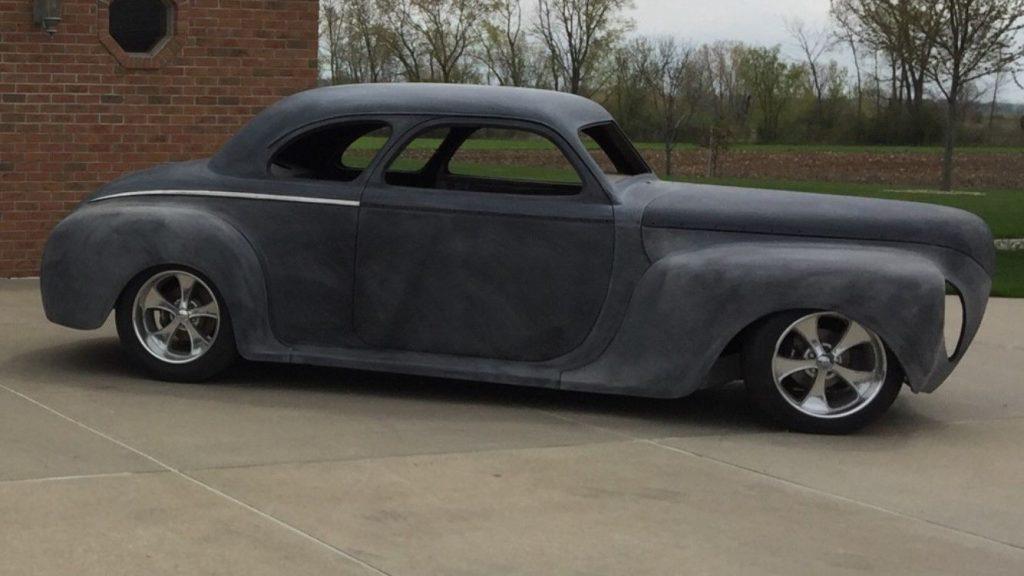 needs work 1941 Dodge hot rod project