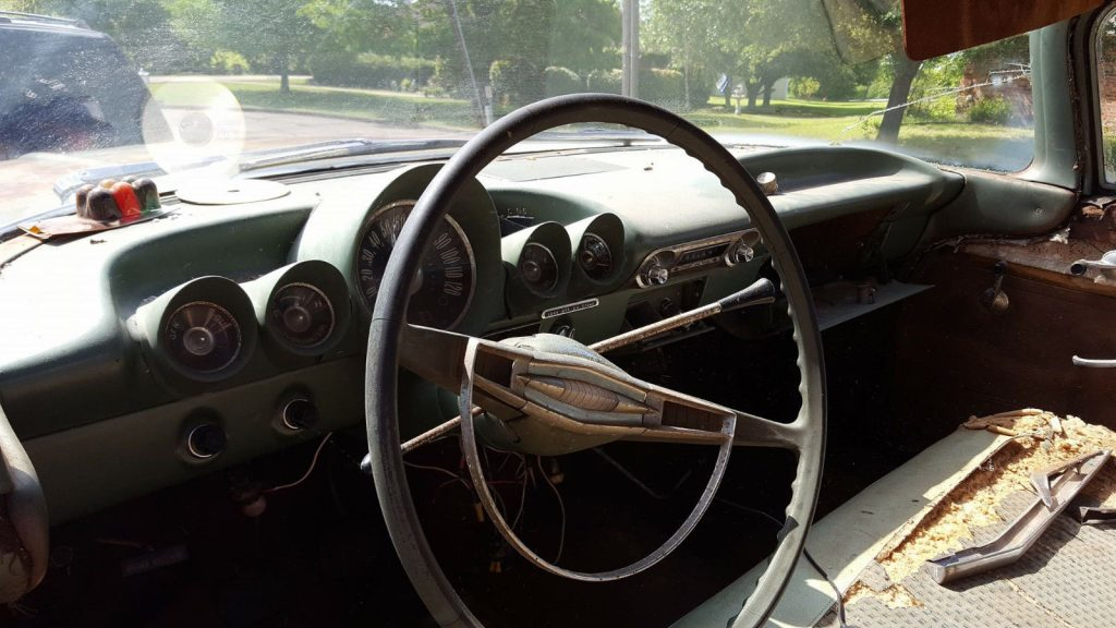 original paint 1960 Chevrolet Biscayne project