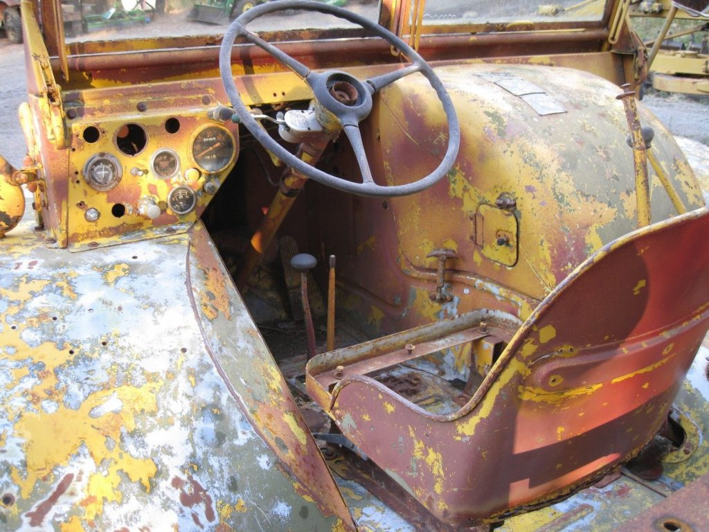 solid 1943 Ford GTBS Bomb Service Truck project