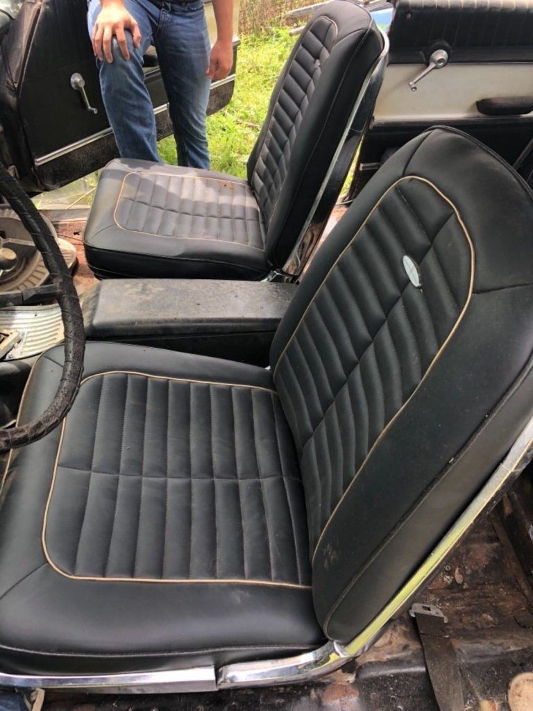 solid 1964 Ford Galaxie 500 project