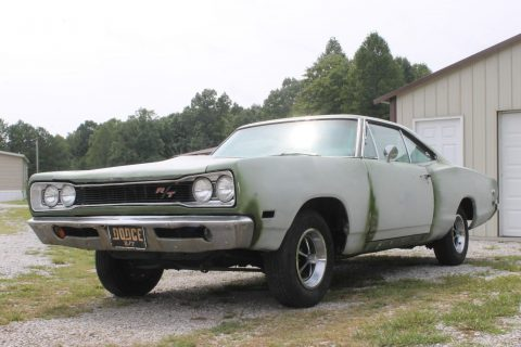 restoration in progress 1969 Dodge Coronet project for sale