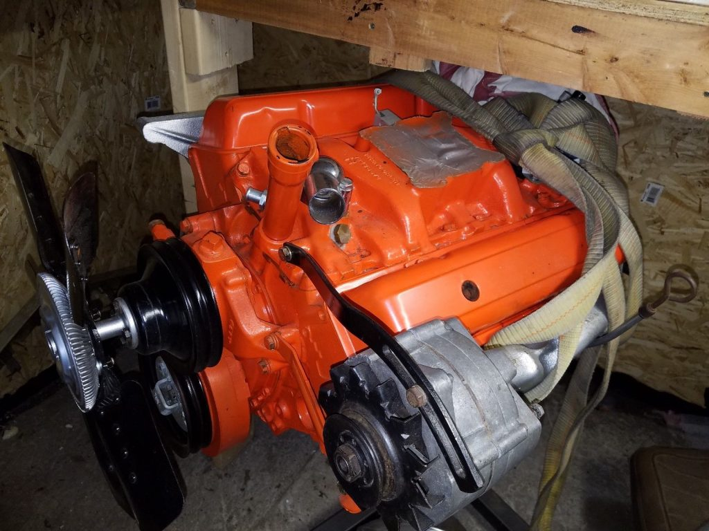 solid 1968 Chevrolet Corvette Project