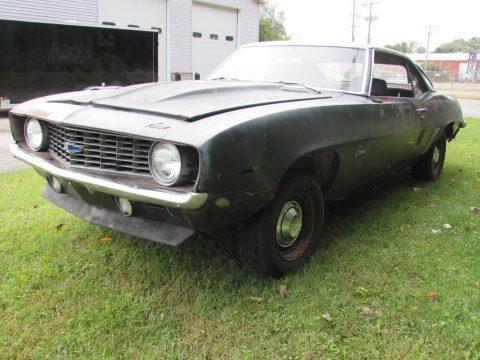 COPO tribute 1969 Chevrolet Camaro X11 project for sale
