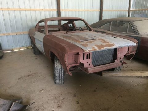 extra parts 1968 Ford Mustang project for sale
