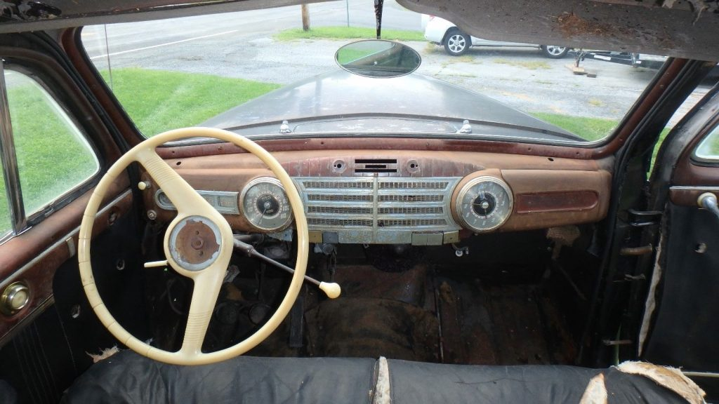 lriginal survivor 1942 Lincoln Custom Limousine solid project