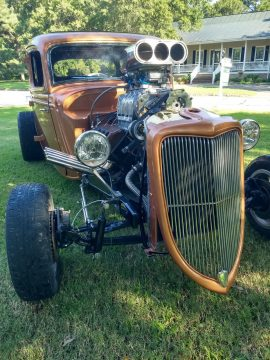 needs finishing 1934 Ford hot rod project for sale