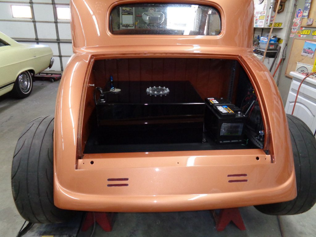 needs finishing 1934 Ford hot rod project