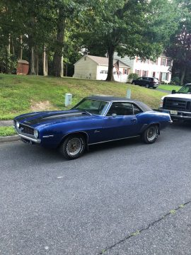 needs restoration 1969 Chevrolet Camaro project for sale