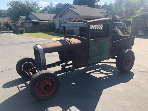 needs total resto 1930 Ford Model A hot rod project for sale