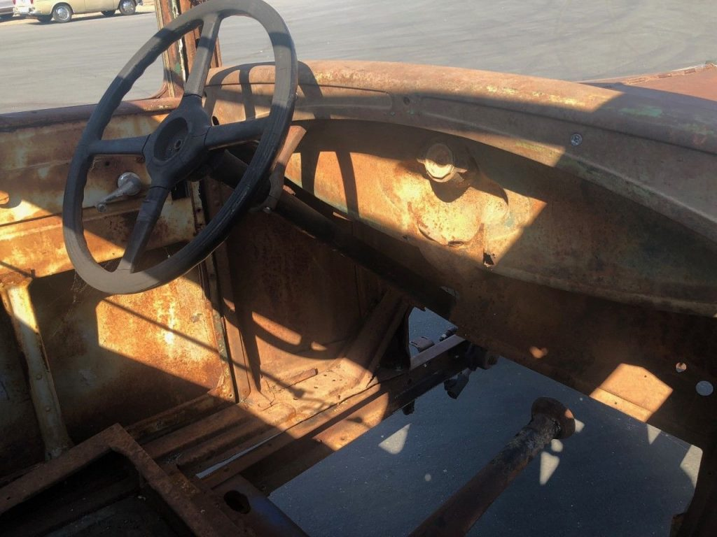needs total resto 1930 Ford Model A hot rod project