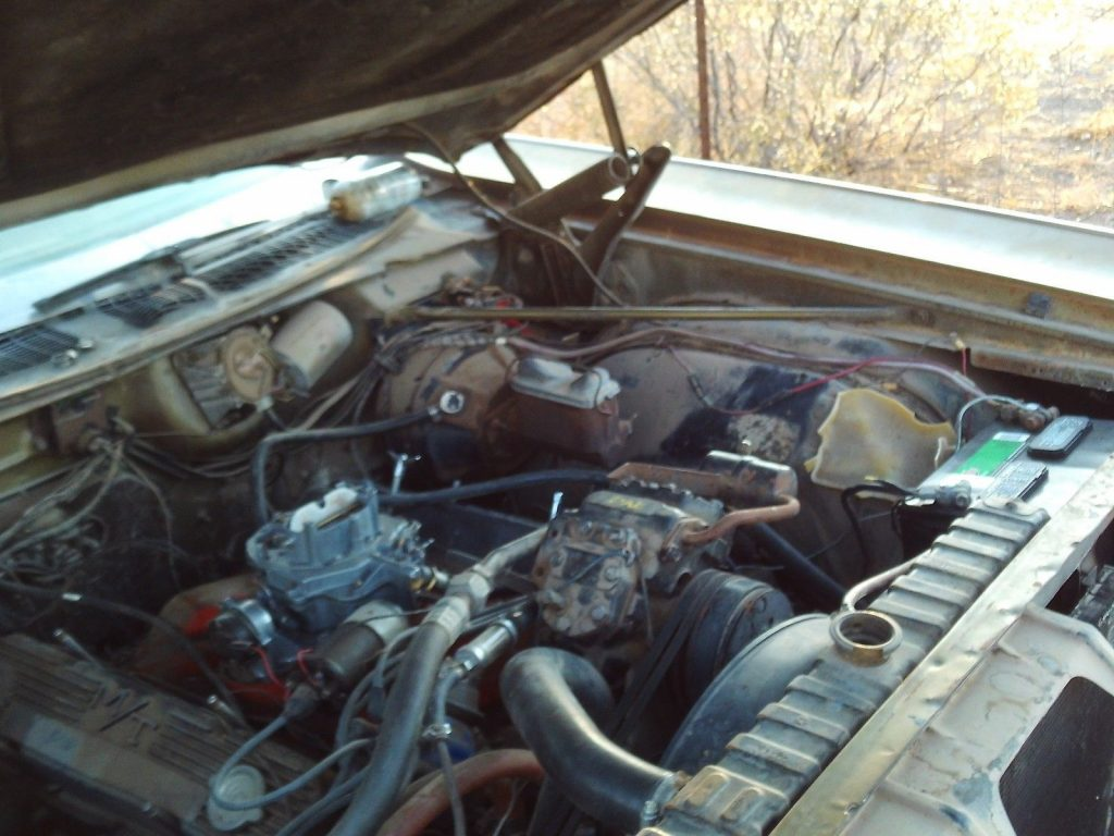 pretty solid 1970 Chrysler Newport Neport project