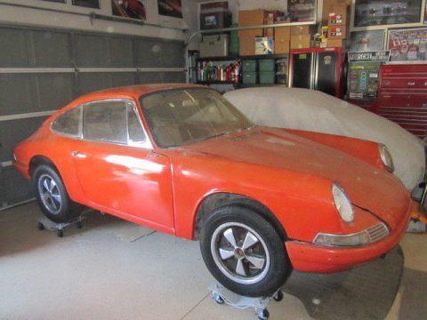 1967 Porsche 912 Restoration Project for sale