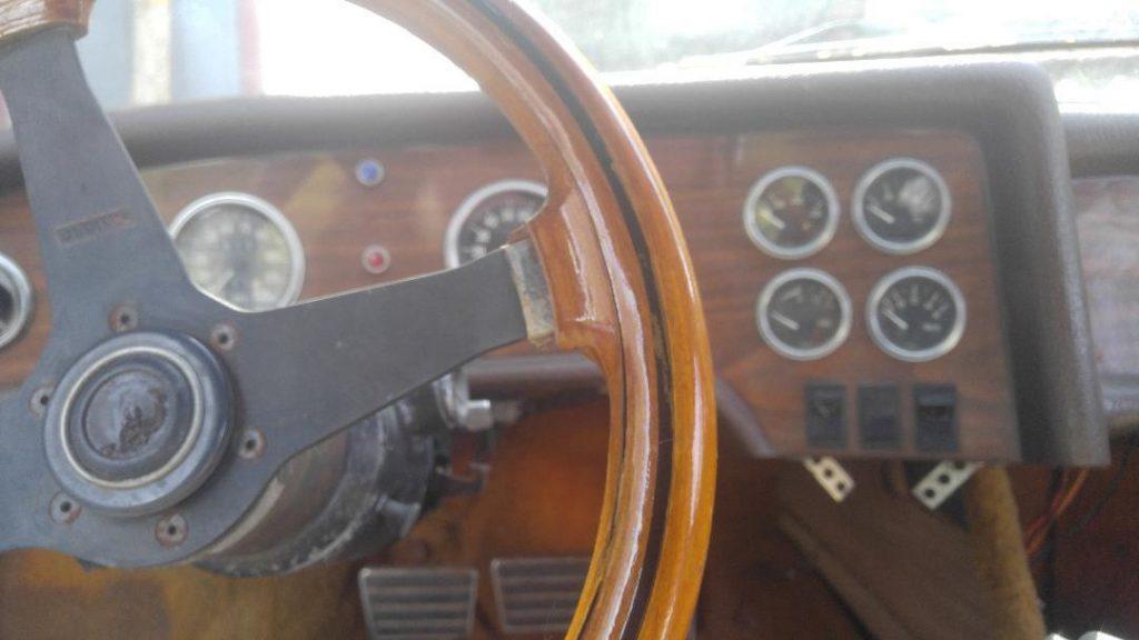 barn find 1972 Ferrari Dino 246 GT Replica project