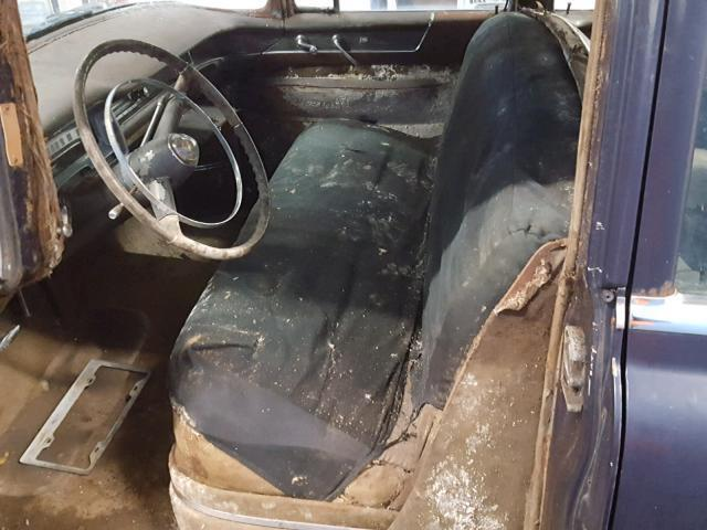 rare 1955 Cadillac FLEETWOOD limousine project
