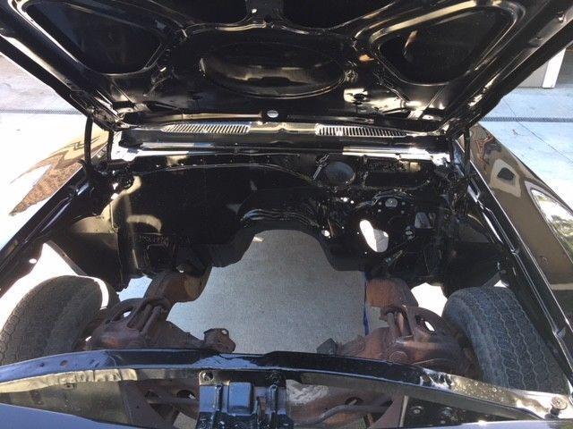 solid 1969 Chevrolet Camaro Project