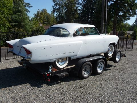 custom 1954 Lincoln Capri project for sale