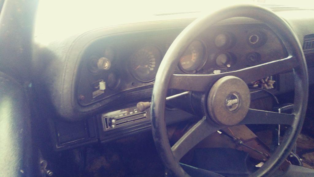 extra parts 1973 Chevrolet Camaro z28 project