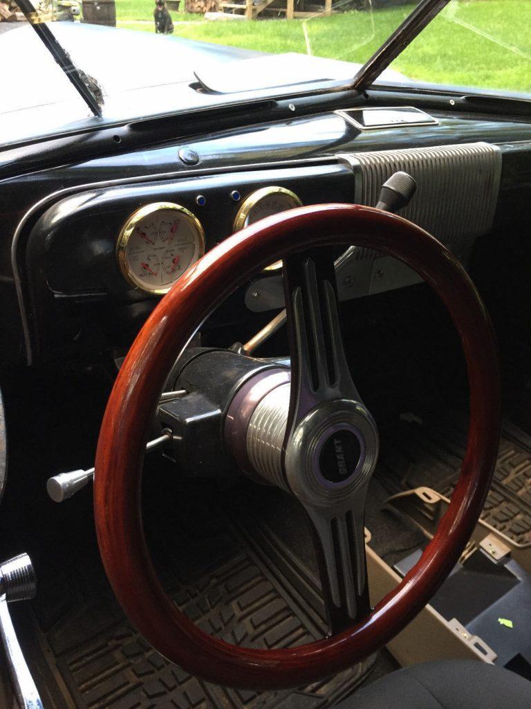 fresh undercoat 1939 Studebaker project