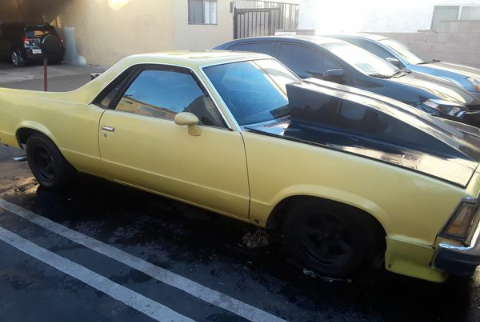 almost done 1978 Chevrolet El Camino Limited edition Project for sale
