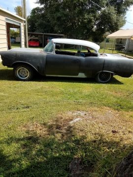 hard work done 1957 Chevrolet Bel Air project for sale