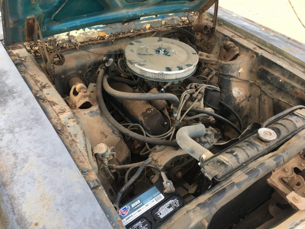 low miles 1965 Ford Mustang project